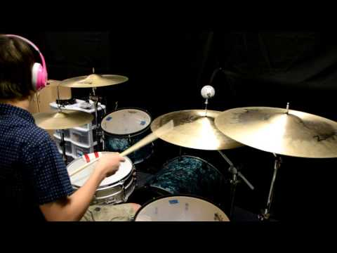 Tell Me How-Paramore-Drum Cover