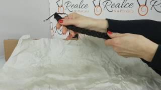 Cómo dar brillo a tu pelo de fallera, con Strucperm o N14 - Realce Alta Posticería