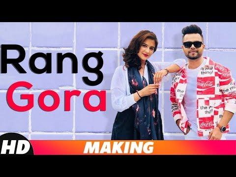 Rang Gora (Making) | AKHIL | BOB | Sukh Sanghera | Latest Punjabi Song 2018 | Speed Records