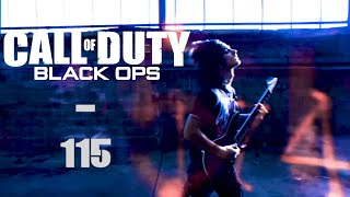 Call Of Duty | Black Ops - 115 Cover