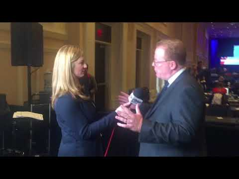 Richard Manning- President of Americans For Limited Government at CPAC 2018