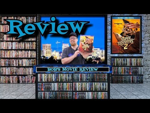Super Troopers 2 Review (2018) – Comedy – Crime – Mystery