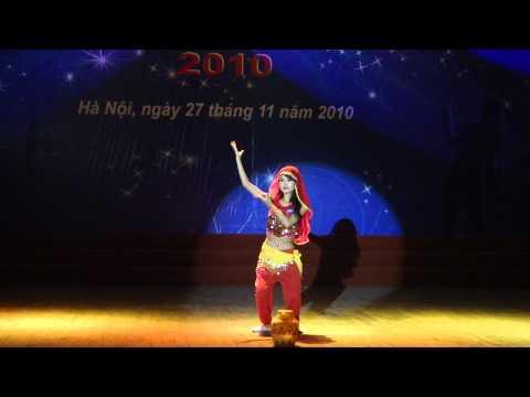 Lương Thị Lệ Thu -múa vũ khúc đêm trăng