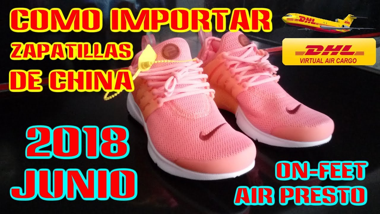 2018Aprende A De Como China Importar Zapatillas Rq3jAc5L4