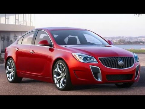 2017 Buick Regal Gs Exclusive Ecotec 2 0l Turbocharged Youtube