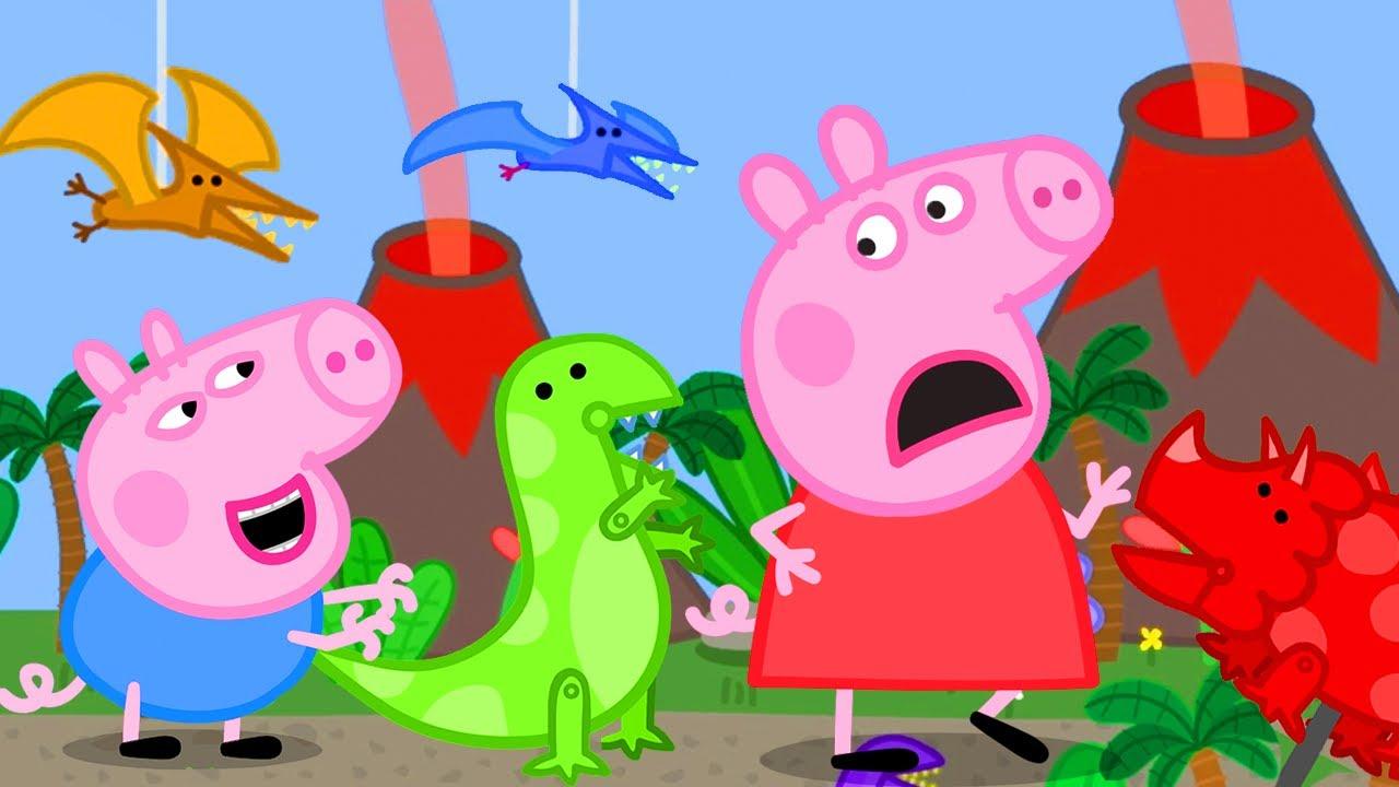 Peppa Pig Official Channel | Tiny Land | Peppa Pig Season 7