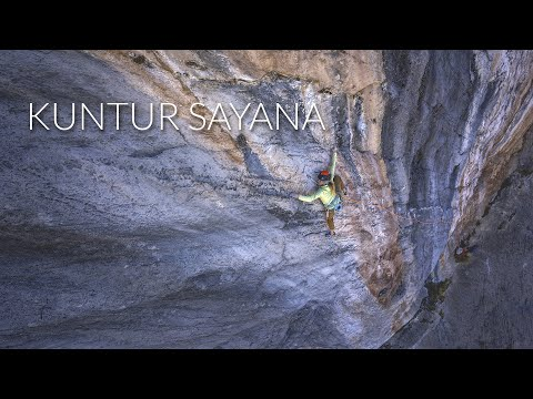 Kuntur Sayana - Bolting and climbing a perfect line in Peru