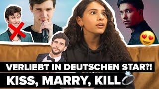 "Wincent Weiss = Alessias Bruder?! Alessia Cara spielt ""Kiss, Marry, Kill"" 