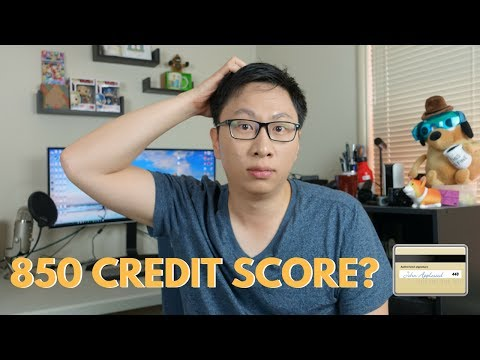 Why a Perfect 850 Credit Score Doesn't Matter