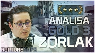 ZORLAK ANALISA DEMO DE GOLD 3 (JAVARDICE)