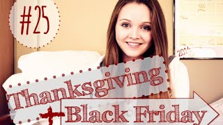 Au Pair Diary USA #25 | Thanksgiving | Black Friday