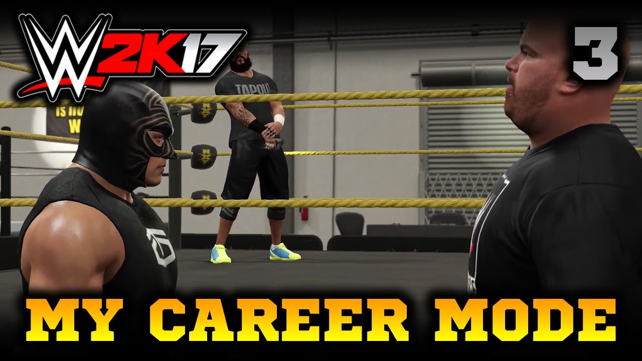 Download Time for Promos! WWE 2K17 My Career Mode Episode 3