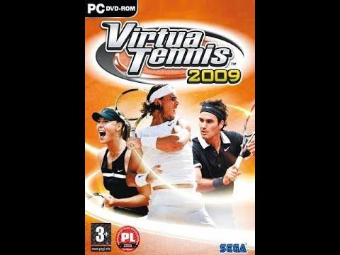 Virtua Tennis 2009 🎾 PC Game thumbnail