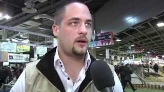 Julien Gremaud, éleveur de Jersiaises dans le Maine et Loire (49)