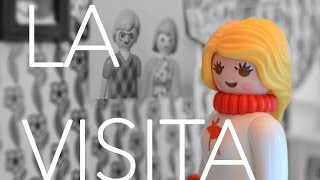 """""""LA VISITA"""" Feliz Navidad - Lovsky Films HD"""