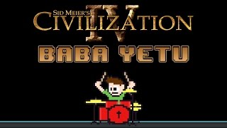 Christopher Tin Baba Yetu Civ IV Drum Cover -- The8BitDrummer.mp3