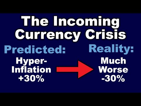 The Incoming Currency Crisis Is Starting: Be Prepared
