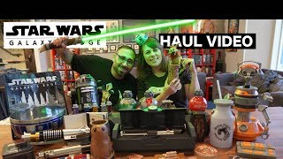 Galaxy's Edge Haul Video: How Much Money Did We Spend?