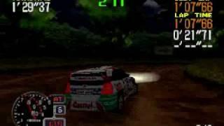 Rally Challenge 2000 (Nintendo 64) - Brazil