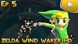 Zelda Wind Waker HD : L