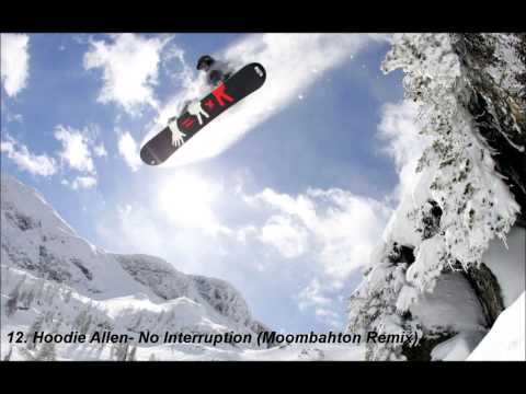 Snowboarding Mix #1: 25 Awesome Shred Songs