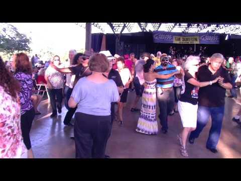"2012 Tejano Conjunto Festival  San Antonio (1)  ""Los Tremendos V"""