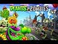 Зомби против Растений 2 Игровой мультик для детей про зомби, веселое видио игра Plants vs zombies 2