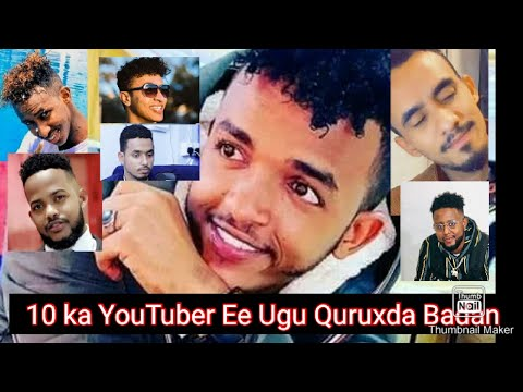 10ka-youtuber-ee-ugu-quruxda-badan-somalida-daawo-ilaa-dhamaadka
