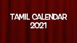 Tamil Calendar 2021 - Tamil Calendar 2021 Today - Tamil Calendar 2021 January - February - March screenshot 4