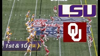 Download Oklahoma vs LSU Football Bowl Game 12 28 2019 Mp3 and Videos