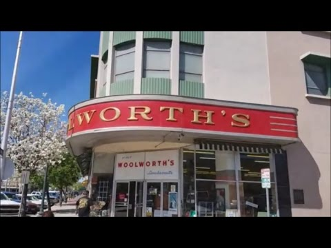 WOOLWORTH'S || A WALK BACK IN TIME
