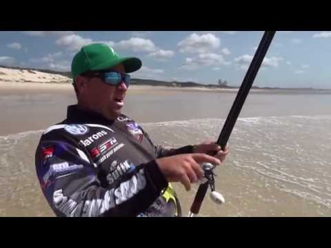 ASFN Rock & Surf Fishing In Mozambique Targeting Edibles