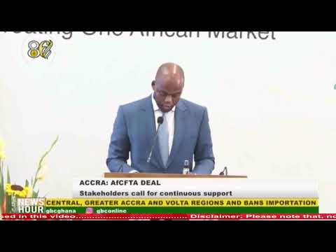 AfCFTA: Stakeholders call for continuous support