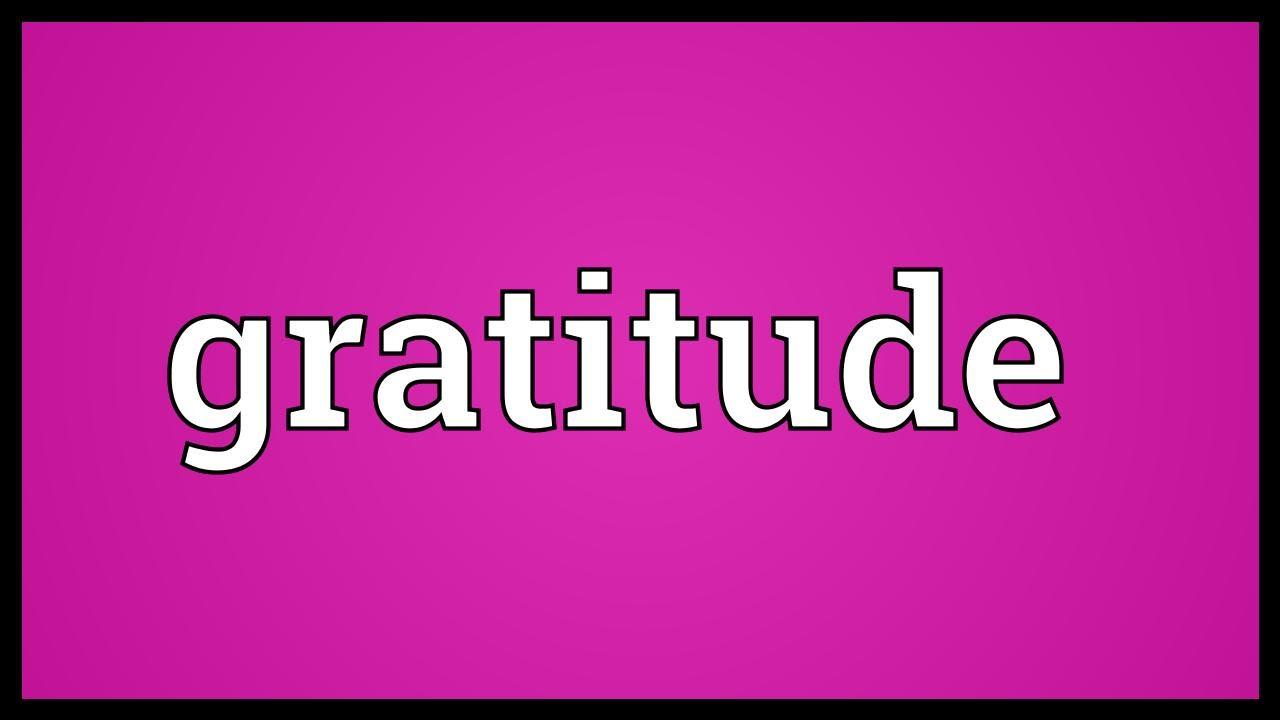 Her Likes This: Gratefulness Poem Summary