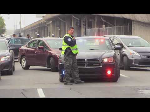 Montreal Taxi Strike