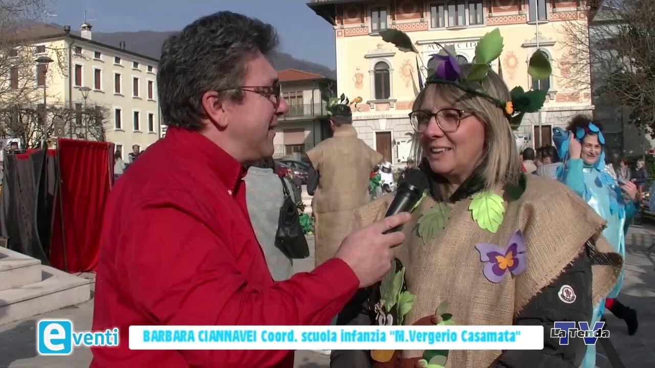 EVENTI - Quero Vas (Bl): 16° Carnevalando