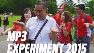 MP3 Experiment Singapore 2015