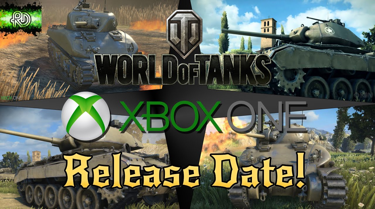 World of Tanks Xbox One Release Date: Wargaming Confirms 2015 Cross ...