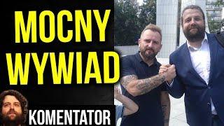 Liroy u Atora o Legalizacji Marihuany Handlu Polskimi Dziećmi i Sojuszu z Janusz Korwin-Mikke Wywiad