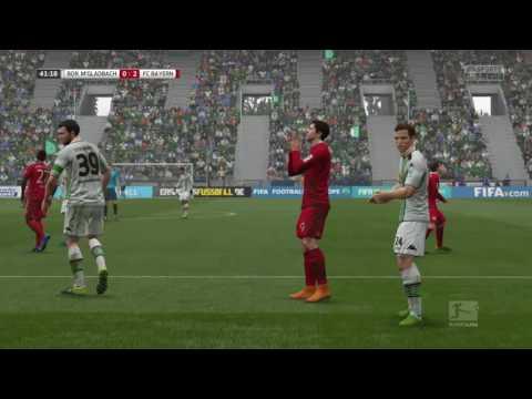 Dariusz Szpakowski i Jacek Laskowski cisną bekę z Robert Lewandowskiego; FIFA 16