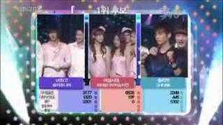 090605 SHINee Juliette WINS over Super Junior It