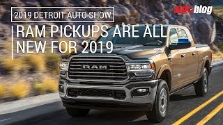 2019 ram limited review