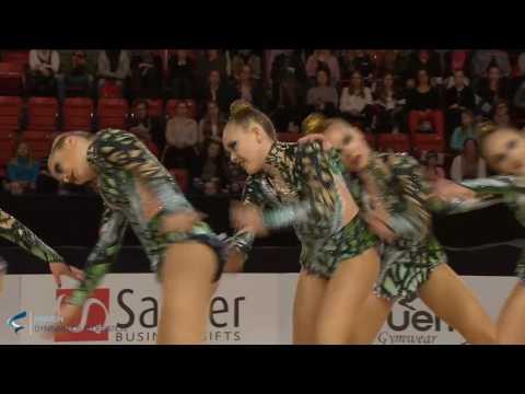 Team Eina, FAO - AGG World Championships 2017 Helsinki