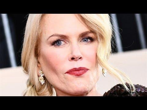 Nicole Kidman Was 'Mortified' After Golden Globes Snub Went Viral