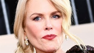 Nicole Kidman Was 'Mortified' After Golden Globes Snub Went Viral