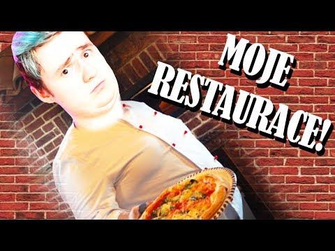 OTEVŘEL JSEM SI PIZZERII! l Pizza Connection 3 #1 |