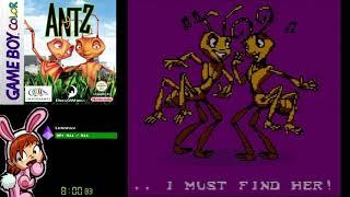 Antz (GB/C) - Full Playthrough