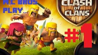 clash of clans server #1
