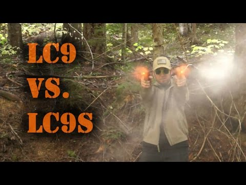 Ruger LC9 vs. LC9s