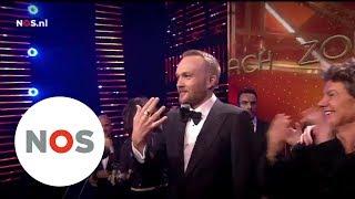 IN DE PRIJZEN: Zondag met Lubach wint de Gouden Televizier Ring  2017